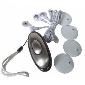 Kit Choque - 4 Lâminas Adesivas de Eletro Choque